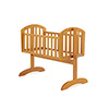 SOPHIE SWINGING CRIB - COUNTRY PINE (PLUS FREE ITEMS)