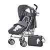 TINY TATTY TEDDY STROLLER DELUXE BUNDLE - DENIM (including footmuff & changing bag)