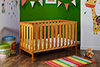 YORK COT BED - COUNTRY PINE