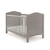 WHITBY COT BED - TAUPE GREY (FREE FOAM MATTRESS)