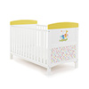 GRACE INSPIRE COT BED - B IS FOR BEAR HAPPY SAFARI