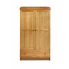 DOUBLE WARDROBE - COUNTRY PINE