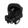 OBABY 0+ CAR SEAT  - BLACK (With Chase Adaptors)