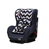 GROUP 0-1 COMBINATION CAR SEAT - ZIGZAG NAVY